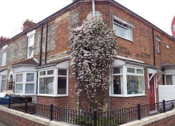 Thumbnail 3 bedroom terraced house to rent in Alliance Avenue, Hull, East Yorkshire