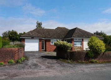 Thumbnail 3 bedroom detached bungalow for sale in Bridstow, Ross-On-Wye