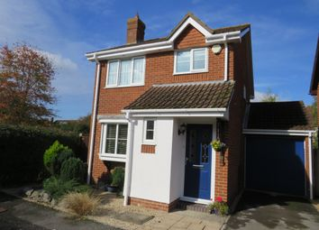 Thumbnail 3 bed detached house for sale in Oatlands, Romsey