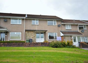 Thumbnail 3 bed terraced house for sale in Bryncelyn Road, Pontnewydd, Cwmbran