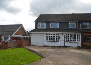 Thumbnail 6 bed semi-detached house to rent in Drayton Crescent, Eastern Green, Coventry