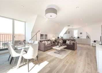 Thumbnail 3 bedroom flat for sale in Grove Apartments, Woodside Square, London