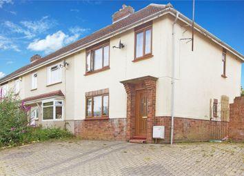 Thumbnail 3 bedroom end terrace house for sale in Walnut Drive, Bletchley, Milton Keynes, Buckinghamshire