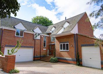 Thumbnail 5 bed detached house for sale in Donkey Lane, Bourne End