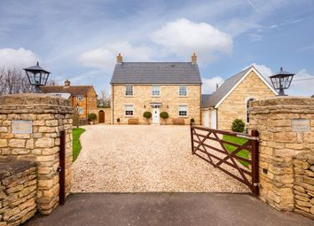 Thumbnail 4 bed detached house for sale in Barrow Road, Shippon, Abingdon