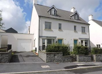 Thumbnail 4 bed town house for sale in Heathland Way, Llandarcy, Neath