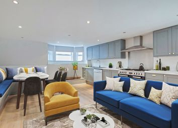 Thumbnail 3 bed flat for sale in Kathleen Road, London