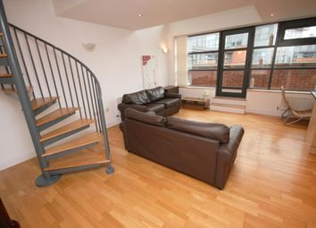 Thumbnail 3 bed flat to rent in Lake House, Ellesmere Street, Manchester, Greater Manchester