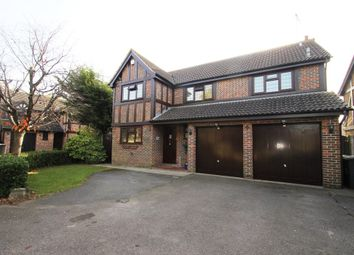 Thumbnail 5 bed detached house for sale in Spencers, Hockley