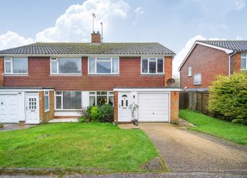 Thumbnail 3 bed semi-detached house for sale in Rye Close, Saltdean, Brighton