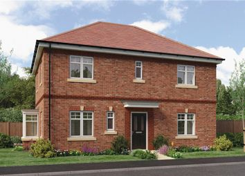 "Thumbnail 4 bedroom detached house for sale in ""Stevenson"" at Hastings Close, Chesterfield"
