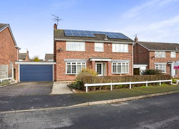 Thumbnail 4 bed detached house for sale in St James Road, Melton, North Ferriby