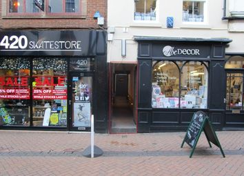 Thumbnail Leisure/hospitality to let in Sadler Gate Bar, Sadler Gate, Derby