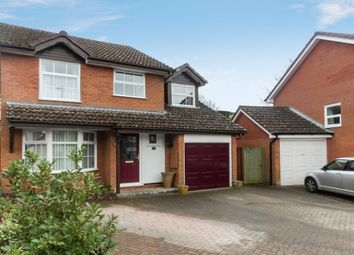 Thumbnail 4 bed property to rent in Goodwood Close, Alton