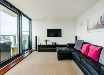 Thumbnail 2 bedroom flat for sale in Elektron Tower, Canary Wharf