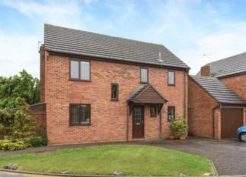 Thumbnail 4 bed detached house for sale in Park Road, Ducklington