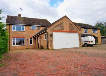 Thumbnail 4 bedroom detached house for sale in Egar Way, Bretton, Peterborough