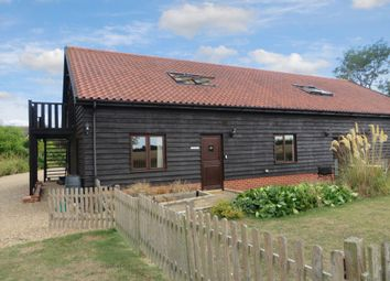 Thumbnail 3 bed barn conversion for sale in Bell Green, Cratfield, Halesworth