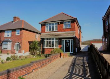 Thumbnail 4 bed detached house for sale in The Hill, Glapwell, Chesterfield