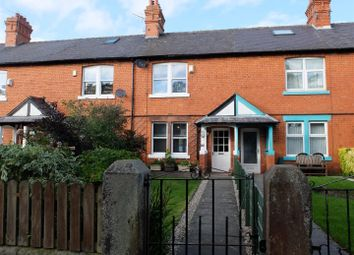 Thumbnail 3 bed terraced house for sale in Collin Place, Newtown Road, Carlisle