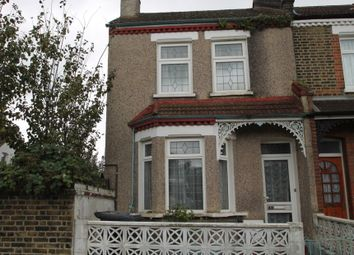 Thumbnail 3 bed end terrace house for sale in Old Road, London