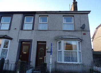 Thumbnail 3 bed semi-detached house for sale in Padarn Road, Llanberis, Caernarfon, Gwynedd