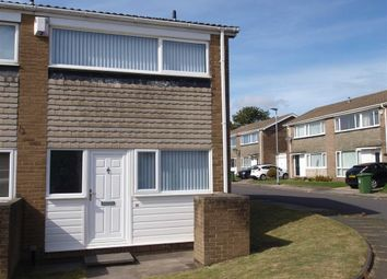 Thumbnail 2 bed end terrace house for sale in Whitelaw Place, Cramlington