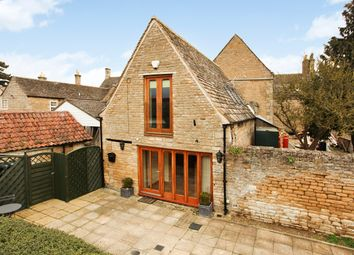 Thumbnail 2 bedroom barn conversion to rent in London Road, Wansford, Peterborough