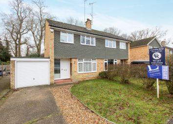 Thumbnail 3 bedroom semi-detached house to rent in Longpoles Road, Cranleigh