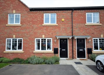 Thumbnail 2 bed terraced house for sale in Tye Road, Lichfield