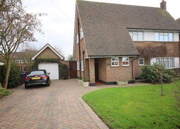 Thumbnail 3 bed detached house for sale in Branksome Avenue, Stanford-Le-Hope