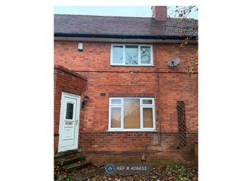 2 bed terraced house to rent in Wendover Drive, Nottingham NG8