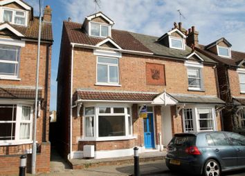 Thumbnail 4 bed semi-detached house to rent in Woodstock Road South, St.Albans