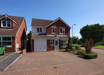 Thumbnail 4 bed detached house for sale in Caer Efail, St. Fagans, Cardiff