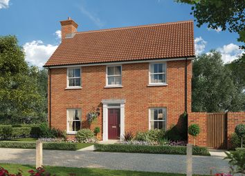 Thumbnail 4 bedroom detached house for sale in Church Hill, Saxmundham