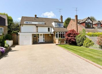 Thumbnail 4 bed property to rent in Brookside Crescent, Cuffley, Potters Bar