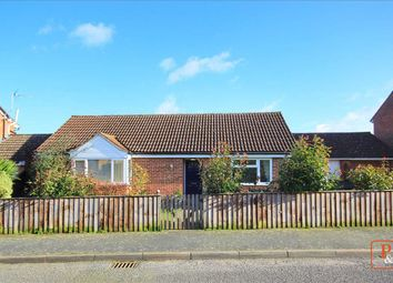Thumbnail 3 bed detached bungalow for sale in Kings Road, Glemsford, Sudbury