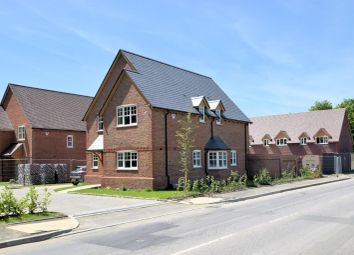 Thumbnail 4 bedroom detached house for sale in Sheerlands Road, Arborfield, Reading