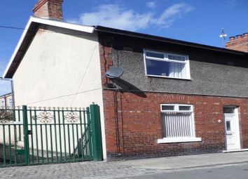Thumbnail 2 bed terraced house to rent in Lambton Street, Normanby, Middlesbrough
