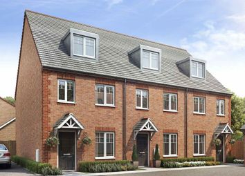 """Thumbnail 3 bed town house for sale in """"Ashton G"""" at Grendon Road, Polesworth, Tamworth"""