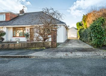 Thumbnail 3 bed semi-detached bungalow for sale in Maes Y Bryn, Morriston, Swansea