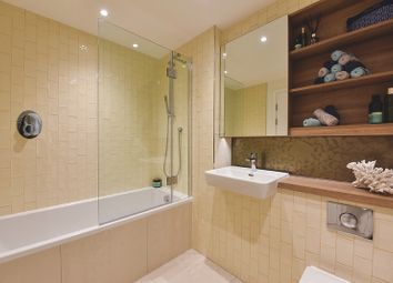 Thumbnail 3 bed town house for sale in The Crescent, Meridian Gate, Kidbrooke Village