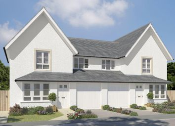 """Thumbnail 3 bedroom semi-detached house for sale in """"Airth"""" at Glasgow Road, Kilmarnock"""