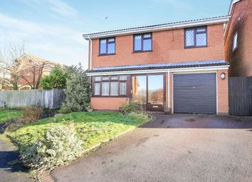 Thumbnail 4 bed detached house for sale in Turnham Green, Wolverhampton