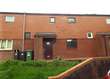 Thumbnail 2 bed terraced house for sale in Sandhurst Close, Redditch, Worcestershire