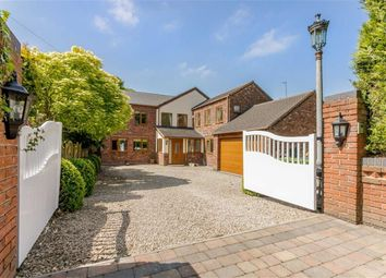 Thumbnail 4 bed detached house for sale in Mount Road, Rugeley