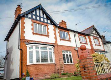 Thumbnail 4 bedroom semi-detached house for sale in Llangollen Road, Trevor, Llangollen