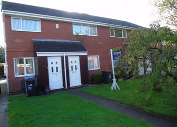 Thumbnail 2 bed flat to rent in Hythe Avenue, Crewe