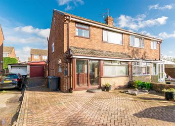 Thumbnail 3 bed semi-detached house for sale in Belvedere Avenue, Atherton, Manchester