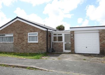 Thumbnail 3 bed semi-detached bungalow for sale in Brynglas Walk, Tywyn, Gwynedd